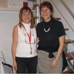 Irina Danilova e Raffaella Losapio