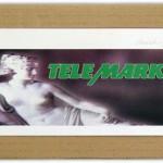DANIELA CIGNINI / MARIO MATTO, IMPERFETTO 160, stampa offset digitale su carta, retouchée, supporto cartone ondulato, cm 40x17, multiplo 160 esemplari, 2001