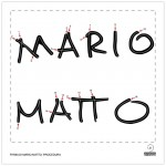 DANIELA CIGNINI / MARIO MATTO, Procedura IDENTIFICAZIONE CONTRAFFACENTE: COME FIRMARSI MARIO MATTO, plotter digitale su banner, cm 100x100, 2001