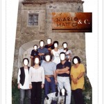 DANIELA CIGNINI / MARIO MATTO, VESSILLO, stampa plotter digitale su banner, cm 106x156, 2000
