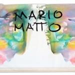 DANIELA CIGNINI / MARIO MATTO, NOME SU MACCHIA N. 0, acrilico su tela libera, cm 49,5x31,5, 2001