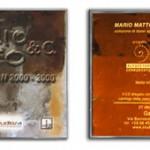 Catalogo della Mostra su CD ROM copertina fronte e retro