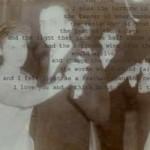 "LELLO LOPEZ ""My love"", 2008 foto su plexiglas, cm30x40 1/3"