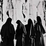 Suore, foto di Giuseppe Ottai (Roma, anni '70) – courtesy galleria STUDIO.RA