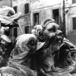 Fontana del Tritone, Giuseppe Ottai, Courtesy galleria STUDIO.RA