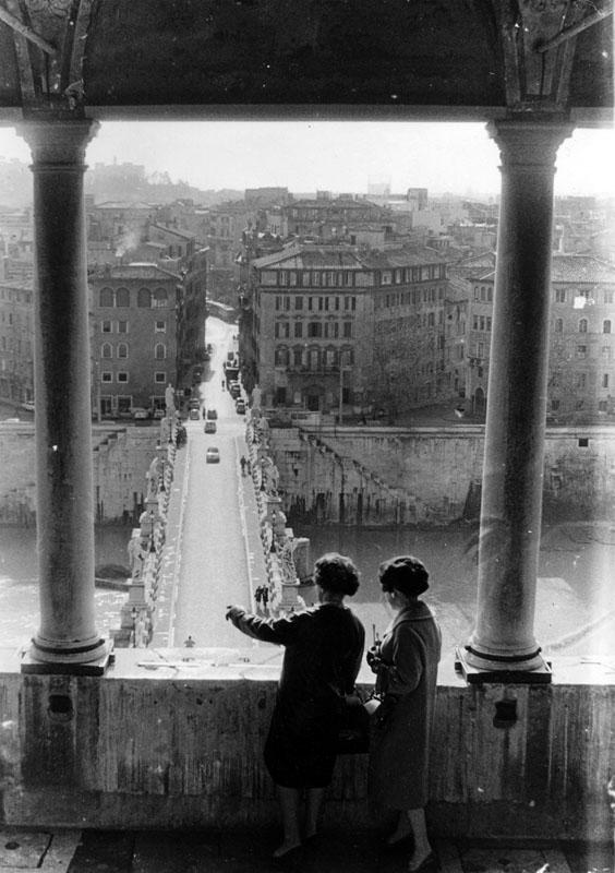 roma foto anni 50 60 di giuseppe ottai