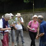 passeggiata verso la Sede del Parco Appia Antica - May 08, 2013