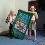 Raffaella Losapio e Jill Rock al Casale Ex Mulino - May 14, 2013