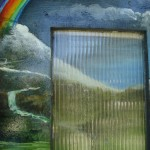 Ciclo dell'Acqua - Pannello didattico al Casale Ex Mulino - May 14, 2013