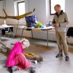 Jill Rock talks with Architetto Konstantin M. Brandenburg - giovedì 23 maggio 2013