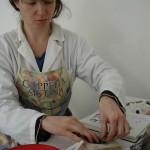 Jo Roberts al laboratorio - May 31, 2013