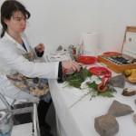 Jo Roberts - at work - studio.ra, May 31, 2013