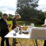 Laboratorio di pittura con Jo Robert - 1st June 2013