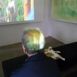 Louis alle proiezioni al Casale Ex Mulino - 25.5.2013