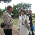 Prof.ssa Vittoria Biasi - Architetto Konstantin M. Brandenburg - 25.5.2013