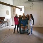 foto di gruppo al Casale Ex Mlino - 25.5.2013