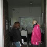 proiezioni al Casale Ex Mulino