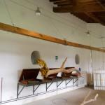 scultura 1 di Jill Rock al Casale Ex Mulino, 25-26 maggio 2013