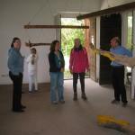visita della Dr.ssa Francesca Mazza al Casale Ex Mulino