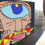 """di Fulgor Silvi - Dal Ciclo """"T.I.R.A.S.O.G.N.O."""" Per un'installazione di Street Art - Via Pagino 1 - 61040 Frontone (Pesaro-Urbino)"""
