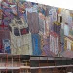 """""""Aria dura per la finzione di uno scorcio urbano 34 (New York)"""" di Pietro Dente"""