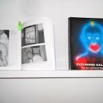 David Medalla-libri-foto di Raffaella Losapio