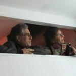 Patrin con Sarti-foto di Raffaello Paiella