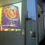 proiezione murales di Andrea Miguel-Portugal e Carmine Meraviglia