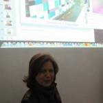 proiezione murales di Tiziana Befani_foto di Raffaello Paiella