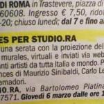 recensione Trovaroma-foto di Raffaello Paiella