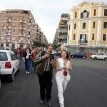Carlo Infante e Raffaella Losapio, foto di Marco Polimeni 11.5.2014
