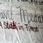 A Stitch In Time, Viva Italia by David Medalla