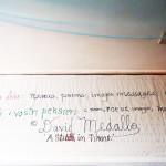 A Stitch In Time, Viva Italia by David Medalla - Studio.ra