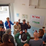 A Stitch In Time, Viva Italia by David Medalla - performance with Adam Nankervis - ph. Faber