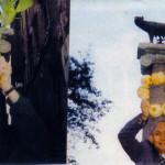 Urbi et Orbi, David Medalla, Adam Nankervis, Rome 2002