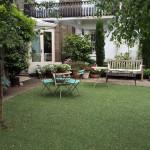 Roberta's garden view