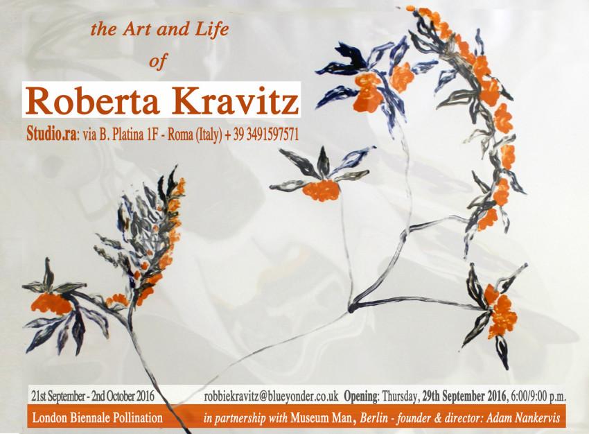 Roberta Kravitz invite